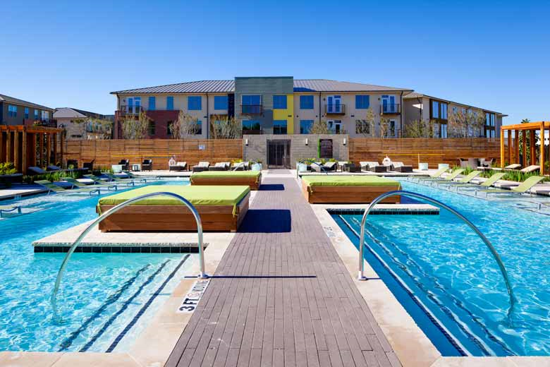 Parkside at Legacy Apartments - Dallas Apartments Uptown ...