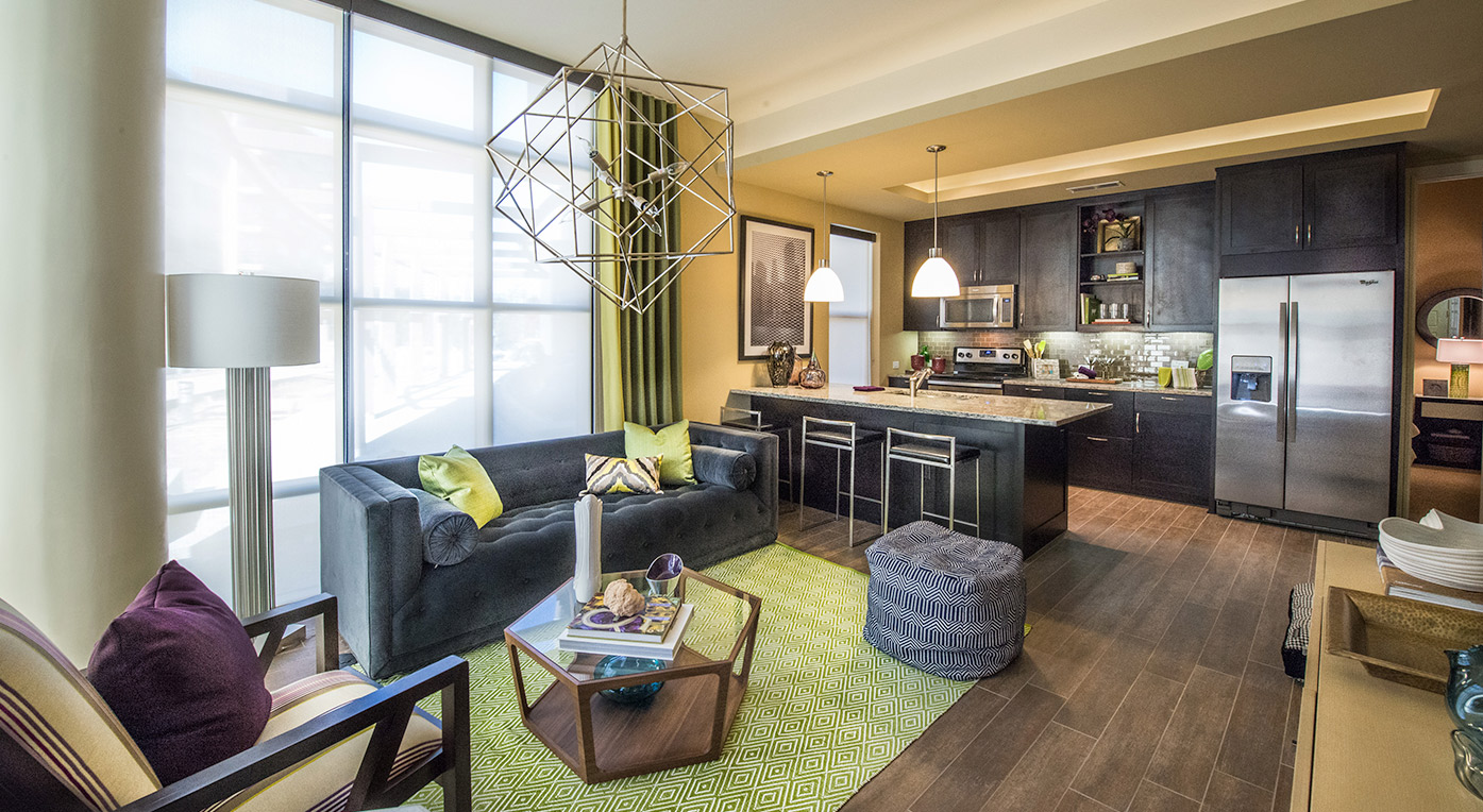 Taylor Luxury Apartments - Dallas Apartments Uptown Dallas ...