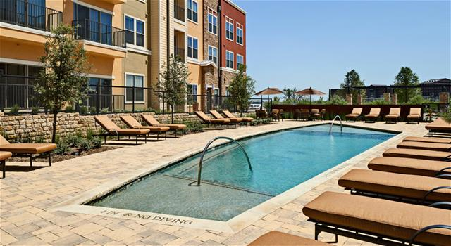 Grapevine Station Apartments Dallas Apartments Uptown